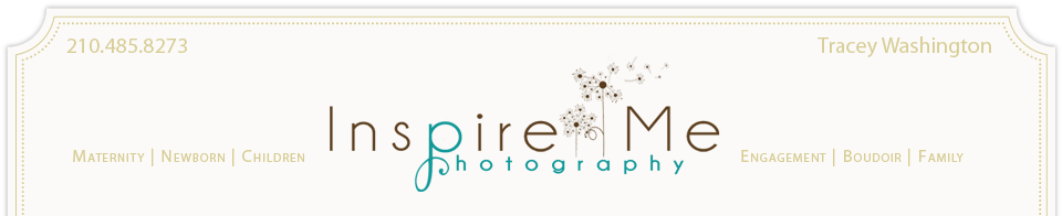 Inspire Me Photography logo